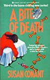 img - for A Bite of Death (A Dog Lover's Mystery, 3rd in the Series) (A Holly Winter Mystery) book / textbook / text book