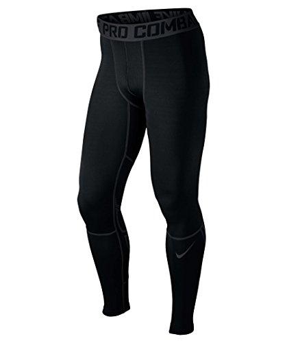 Nike Pro Hyperwarm Dri-FIT Max Compression Men's Tights Black XX-Large