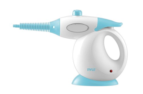 Pyle PSTMH10 Pure Clean Handheld Steamer Birdie Multipurpose Cleaner for Steam Sanitizing, Deodorizing and Disinfecting