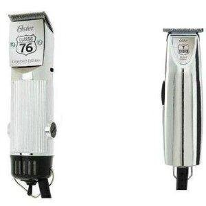 Oster Clipper 76 and T-finisher Trimmer Combo