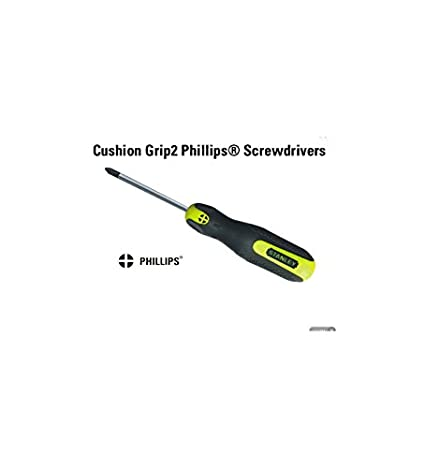 2-65-169 Cushion Grip Phillips Screwdriver (2 x 150)