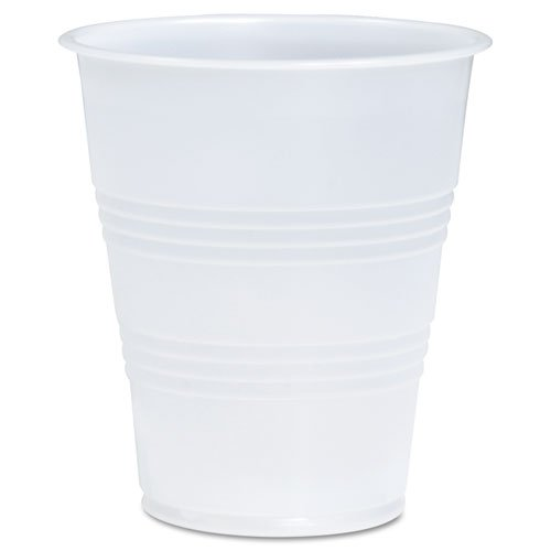 SOLO Cup Company Galaxy Translucent Cups, 7oz - Includes 20 packs of 100 each.