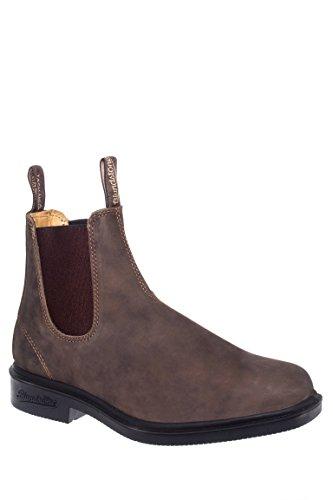 Unisex 1306 Dress Series Ankle Slip On Boot