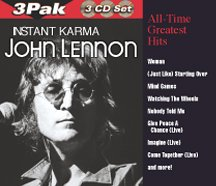John Lennon - Instant Karma: All Time Greatest Hits! - Zortam Music