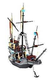 LEGO Harry Potter 4768: The Durmstrang ship