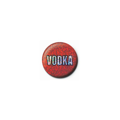 Button - Buttons Vodka (in 2,5 cm)