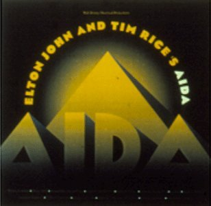 Elton John And Tim Rice's Aida (1999 Concept Album) by Elton John, Craig Young, John Bradbury, Philip Dukes and Simon Fischer