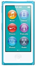 Apple iPod Nano 16GB (7th Generation, Blue) MD477LL/A