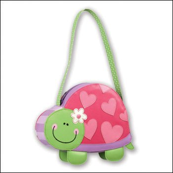 Stephen Joseph Go-Go Purse TURTLE – Girl's purse or Kids Purses