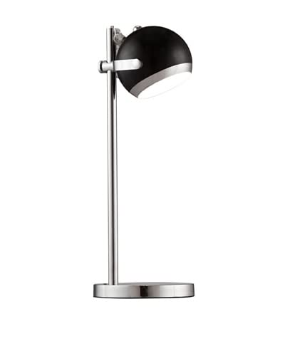 Zuo Cyber Table Lamp, Black