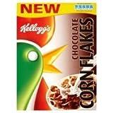 Kellogg's Chocolate Cornflakes 375G