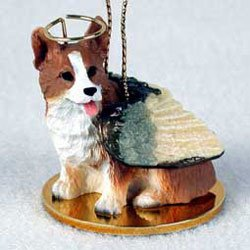Christmas Ornament: Corgi