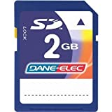 Vivitar ViviCam X020 Digital Camera Memory Card 2GB Standard Secure Digital (SD) Memory Card