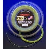 Ashaway Supernick XL Micro Squash String (1 reel - 360 FT) by ASHAWAY