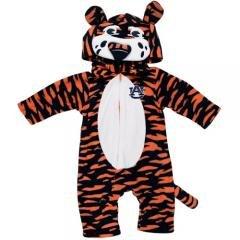 Auburn Tigers NCAA Toddler Fleece Costume Sleeper College Sportswear Pajamas -... by NCAA