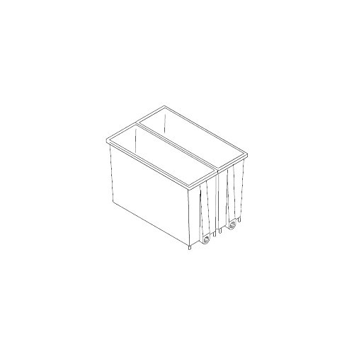 Bunn 26941.1 Reservoir Replacement Liner For Dual Tea Dispenser