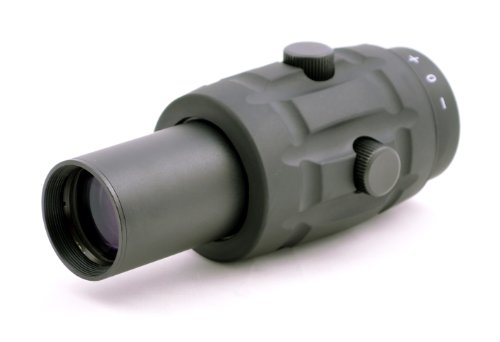 Tms Ar Tactical 3X Magnifier Scope For Red Dot Reflex Sight