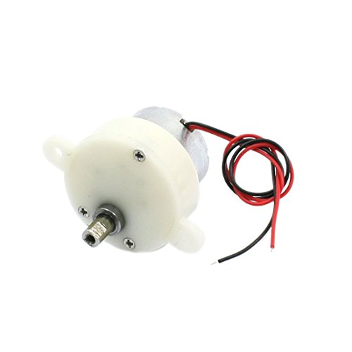 Dc 6v 8rpm High Torque Rotary Speed Reducing Electric
