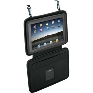 New - iHome IDM69BC Carrying Case for iPad - Silver - GB0289