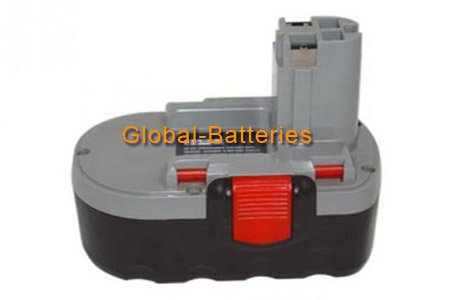 Ni-MH 18V replacement Battery For 18V BOSCH BAT025 BAT026 BAT160 BAT180 BAT181 BAT189
