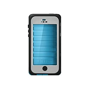 OtterBox Armor Series Waterproof Case for iPhone 5 - Retail Packaging - Arctic