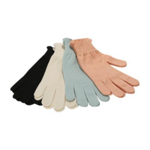米ぬかおやすみ手袋 ブラック