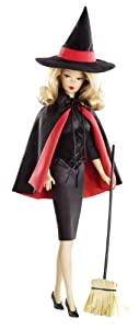 Barbie Collector Bewitched Samantha Doll