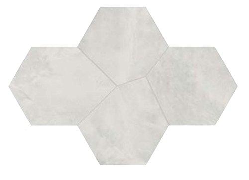 Ergon Architect Resin Tokyo White Design Maxi Lappato 136x101 cm R809G0P Piastrelle Pavimenti Rivestimeni in Ceramica per Casa Bagno Cucina Esterni in Offerta