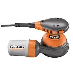 Factory-Reconditioned Ridgid ZRR2601 3 Amp 120V 5-in Random Orbit Sander