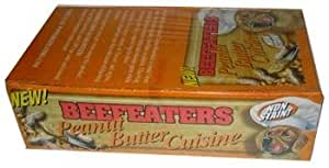 Beefeaters Peanut Butter Stix, 1/2 by 5-Inch Box of 140