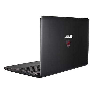 Asus ROG G551VW-FI242T 4K UHD 15.6-inch Gaming Laptop (Core i7-6700HQ/16GB RAM/1TB HDD + 128GB SSD/DVDRW/Windows 10/4GB Nvidia GeForce GTX960M Graphics), Black