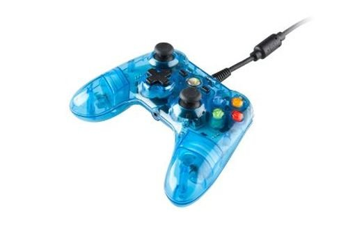 Mini Pro Ex Wired Controller For Xbox 360 - Blue
