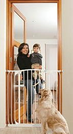 Extra Tall Safety Gates front-103028