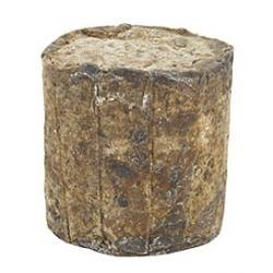 Raw African Black Soap from Ghana - 10 Lbs