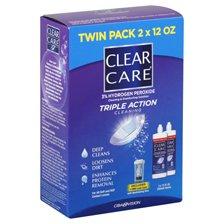 clear-care-pack-de-24-flacons-de-solution-de-nettoyage-et-desinfection-pour-lentilles-710-ml
