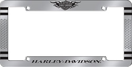 Harley Davidson License Plate Frame (License Plate Frame Harley compare prices)