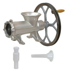 TD Industrial Cast Iron No. 32 Meat Grinder