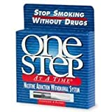 One Step at a Time Nicotine Addiction Withdrawal System 4 ea