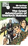 Great Adventures of Sherlock Holmes (Illustrated Classics Collection 2)