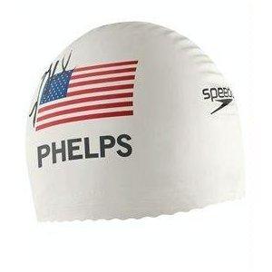 Michael Phelps Signature Speedo Swim Cap