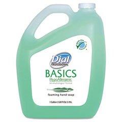 * Basics Foaming Hand Soap Original Fresh Scent 1gal Bottle *