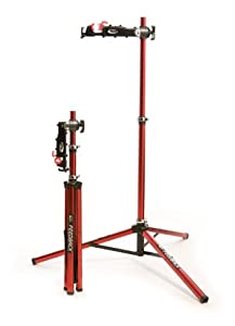 Feedback Sports Pro Elite Repair Stand (Red) by Feedback Sports
