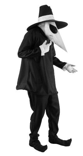 Mad Spy Costume, Black
