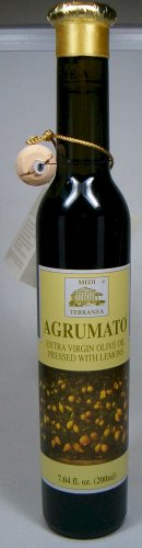 Agrumato Lemon Extra Virgin Olive Oil - 200ml by Agrumato