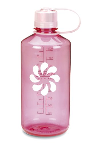NALGENE Tritan 1-Quart Narrow Mouth BPA-Free Water Bottle