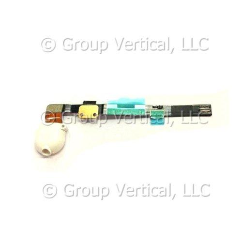 Group Vertical Brand New For Ipad Mini Audio Headphone Jack Flex Cable Original White
