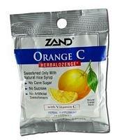 Herbal Lozenge-Orange Vitamin C - 15 - Lozenge ( Value Bulk Multi-Pack)