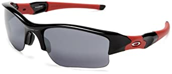 Oakley MLB Flak Jacket XLJ Sunglasses Diamondbacks Black by Oakley