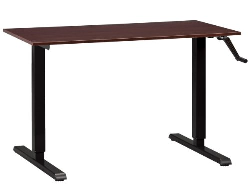 1 Adjustable Height Desk On Best Standing Desks