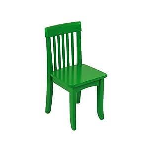 Amazon KidKraft Avalon Chair Green